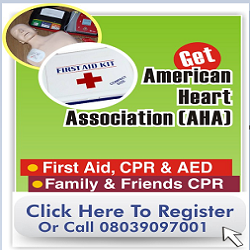 Register for FirstAid Class